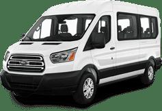 Микроавтобус по Крыму недорого только в Black Sea.