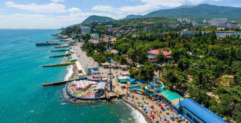 Такси из аэропорта Симферополя в Алушту от 1280 рублей вместе с Black Sea (Блэк Си).