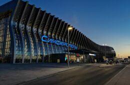 Такси из аэропорта Симферополя в любую точку Крыма и обратно по низкой цене только с трансфером Black Sea (Блэк си).