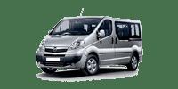 Opel Vivaro в автопарке такси Black Sea.
